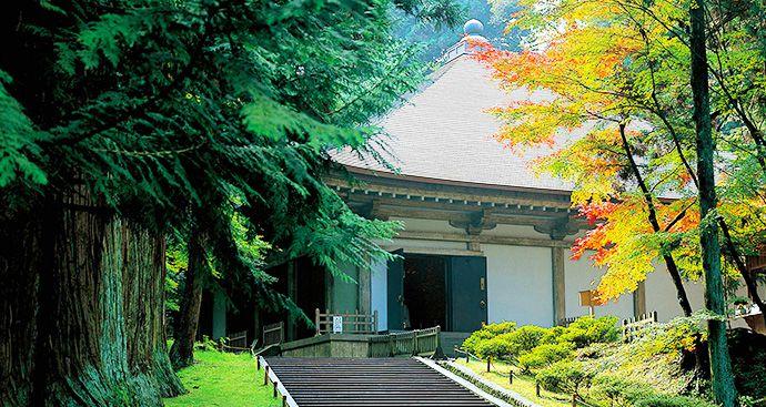CHUSON-JI,HIRAIZUMI