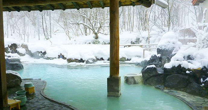 MATSUKAWA HOT SPRINGS