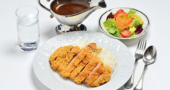 APPI KOGEN TAKUMI PRIME PORK CUTLET CURRY AND RICE