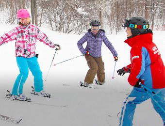 SKI & SNOW BOARD SCHOOL